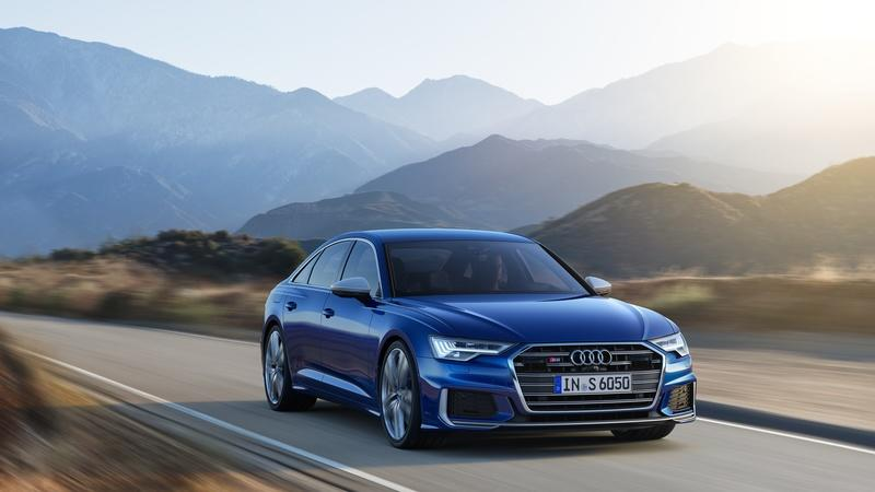 The 2020 Audi S6 and S7 Have Been Revealed, and There's No V-8 in Sight Exterior - image 834624