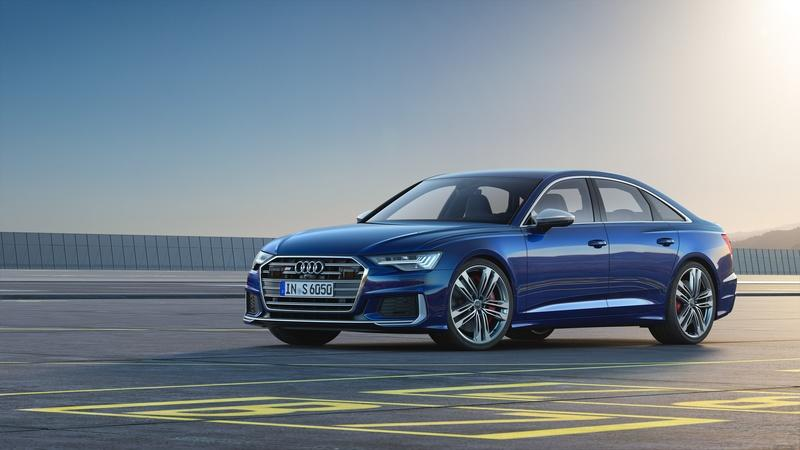 The 2020 Audi S6 and S7 Have Been Revealed, and There's No V-8 in Sight