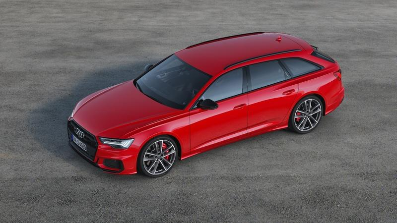 The 2020 Audi S6 and S7 Have Been Revealed, and There's No V-8 in Sight Exterior - image 834660