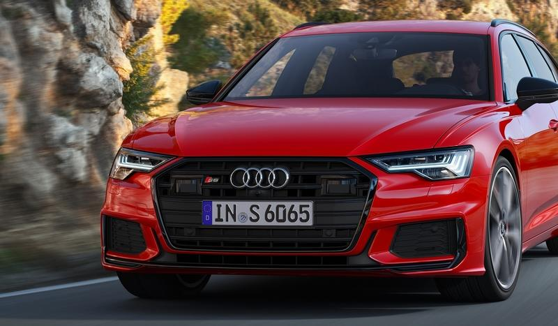 2019 audi s6 avant top speed. Black Bedroom Furniture Sets. Home Design Ideas
