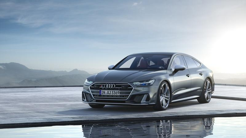 The 2020 Audi S6 and S7 Have Been Revealed, and There's No V-8 in Sight Exterior - image 834679