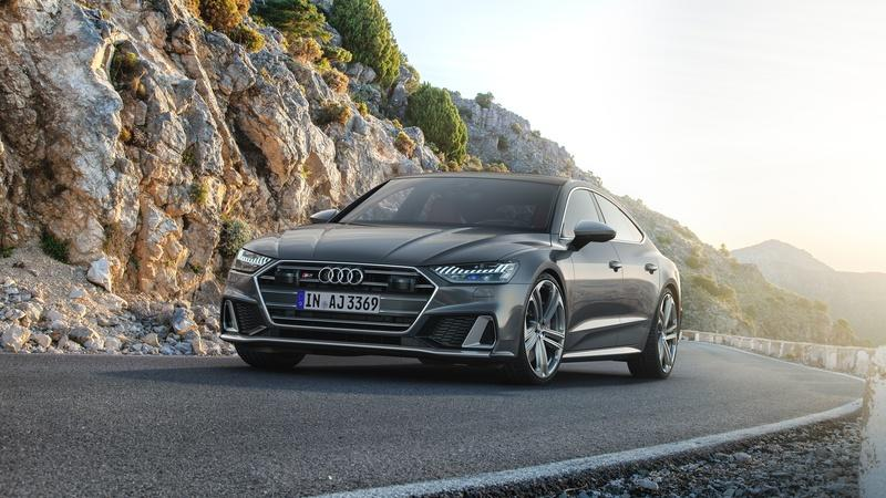 Wallpaper of the Day: 2020 Audi S7 Sportback