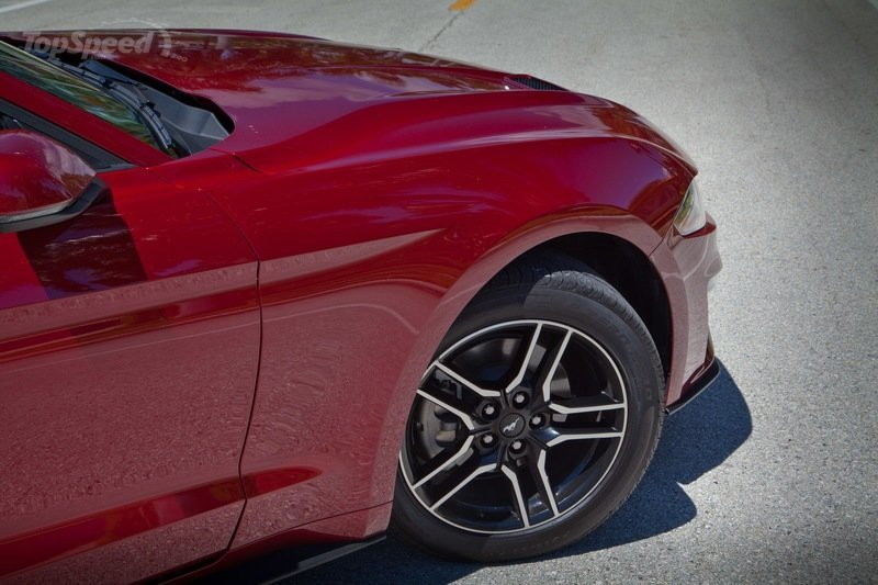 2019 Ford Mustang 4 Cylinder Convertible Top Speed