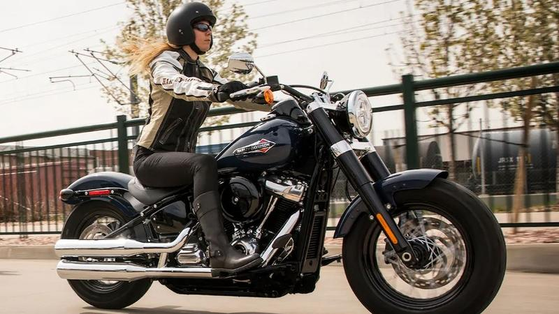 2018 - 2019 Harley-Davidson Softail Slim | Top Speed