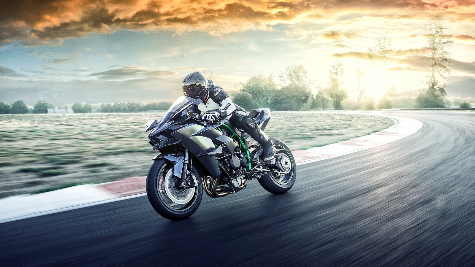 2019 Kawasaki Ninja H2 R Pictures Photos Wallpapers