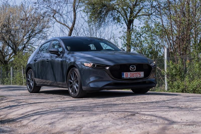 2019 Mazda3 Skyactiv-D hatchback - Driven