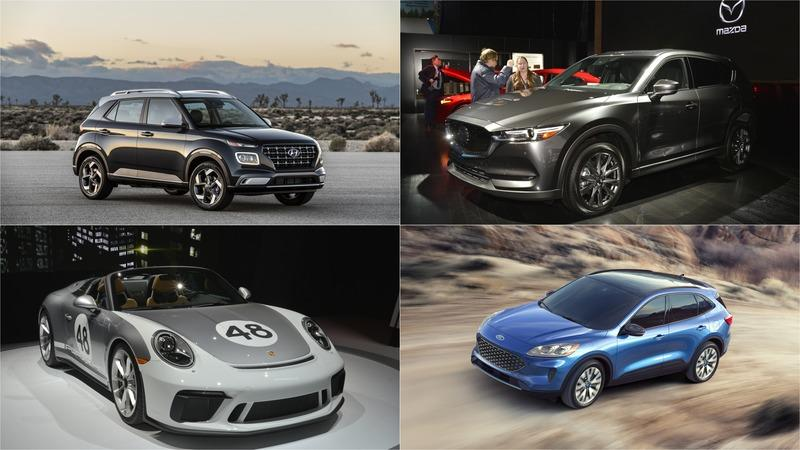 2019 New York Auto Show - Best In Show