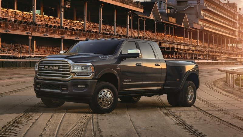 2019 Ram Heavy Duty Kentucky Derby Special Edition