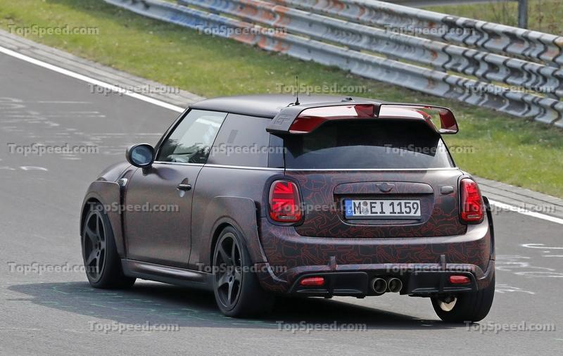 2020 MINI John Cooper Works GP