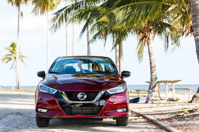 2020 Nissan Versa Unveiled With Standard Safety Tech, Sleek Styling