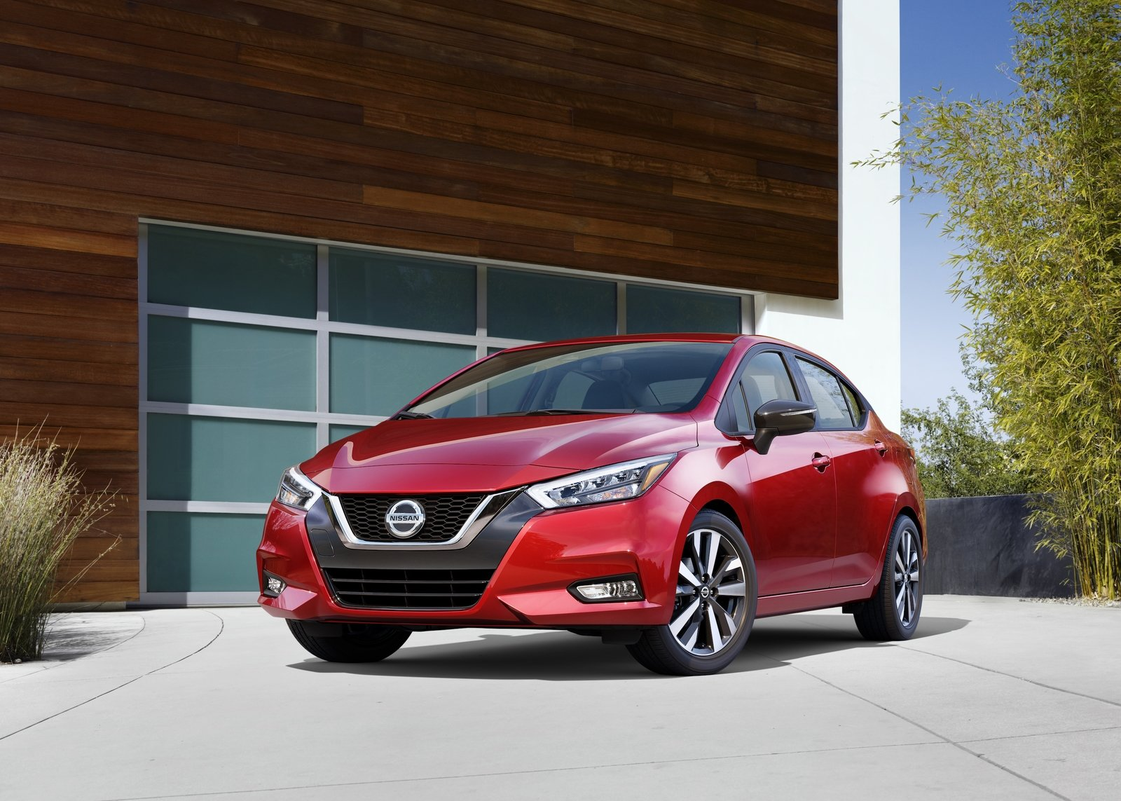 2020 nissan versa unveiled with standard safety tech