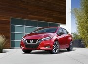 2020 Nissan Versa Unveiled With Standard Safety Tech, Sleek Styling - image 834903