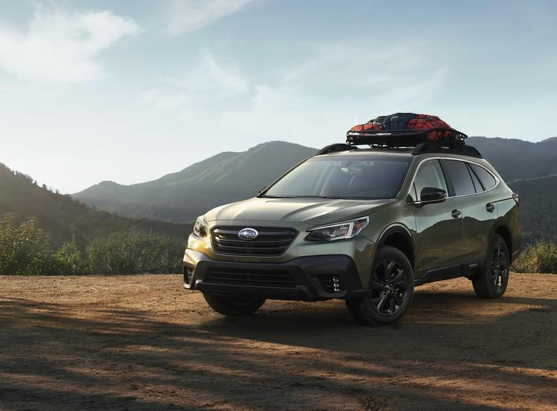 2020 Subaru Outback Debuts as the Safest, Most Capable Outback Ever - image 836248