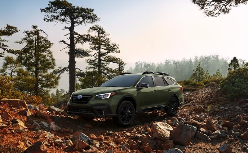 2020 Subaru Outback Debuts as the Safest, Most Capable Outback Ever - image 836253