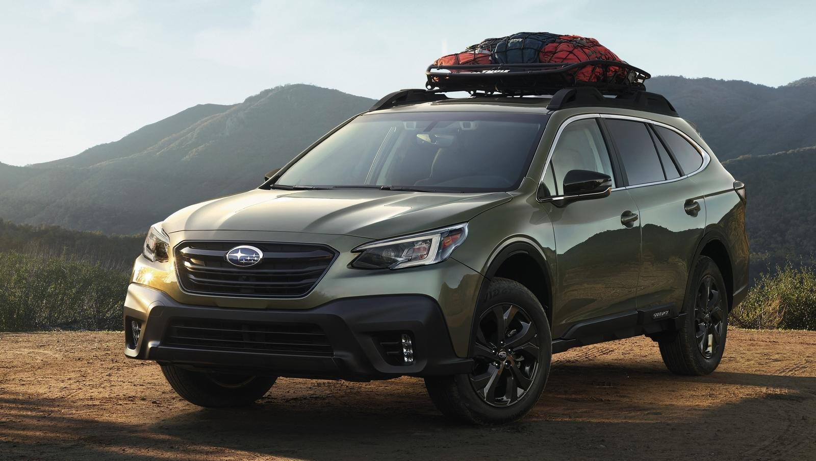2020 Subaru Outback Debuts As The Safest, Most Capable ...