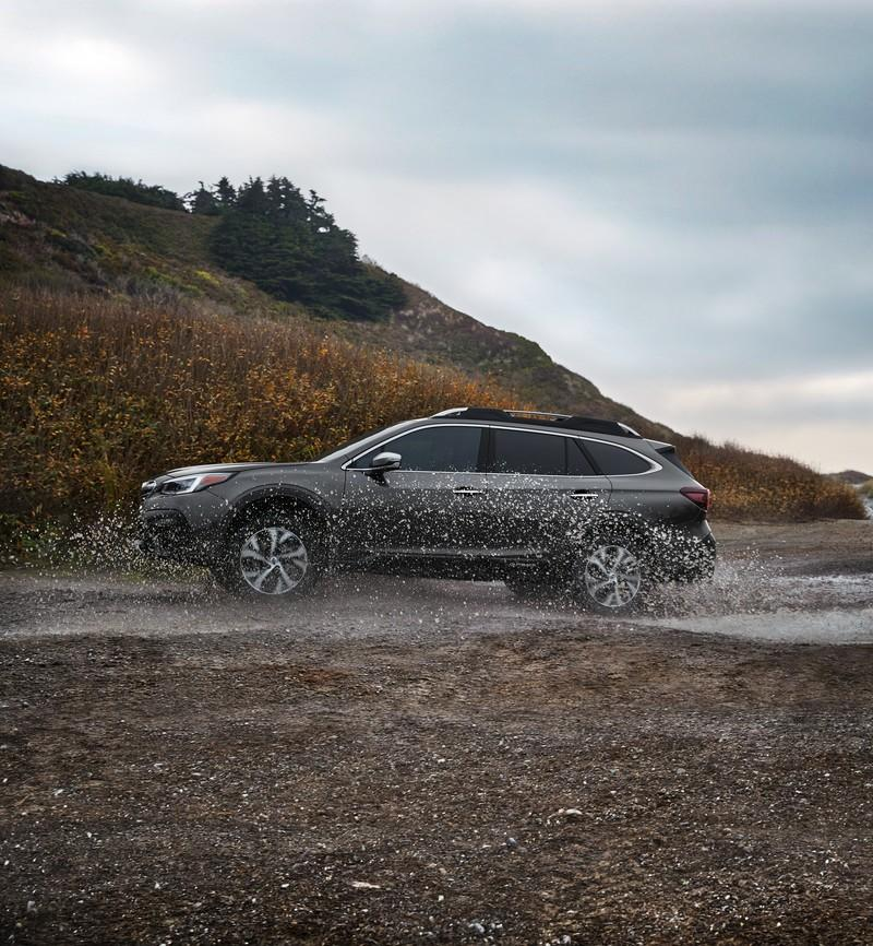 2020 Subaru Outback Debuts as the Safest, Most Capable Outback Ever - image 836243