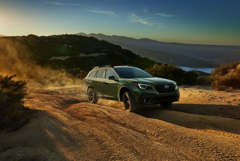 2020 Subaru Outback Debuts as the Safest, Most Capable Outback Ever - image 836245