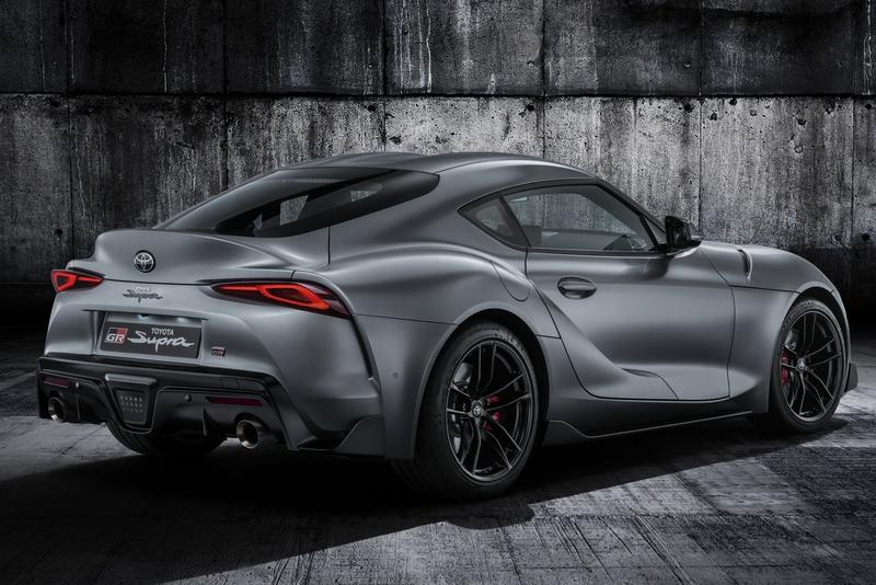 2020 Toyota Supra Vs 2019 Bmw Z4 Top Speed