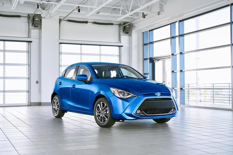 2020 Toyota Yaris Unveiled With Modernized Infotainment