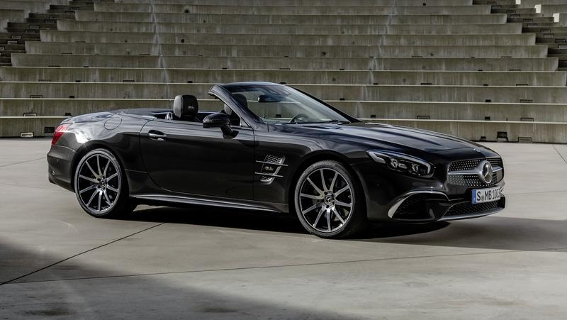 A New Mercedes SL is Coming for 2022 and It'll Be Designed By AMG