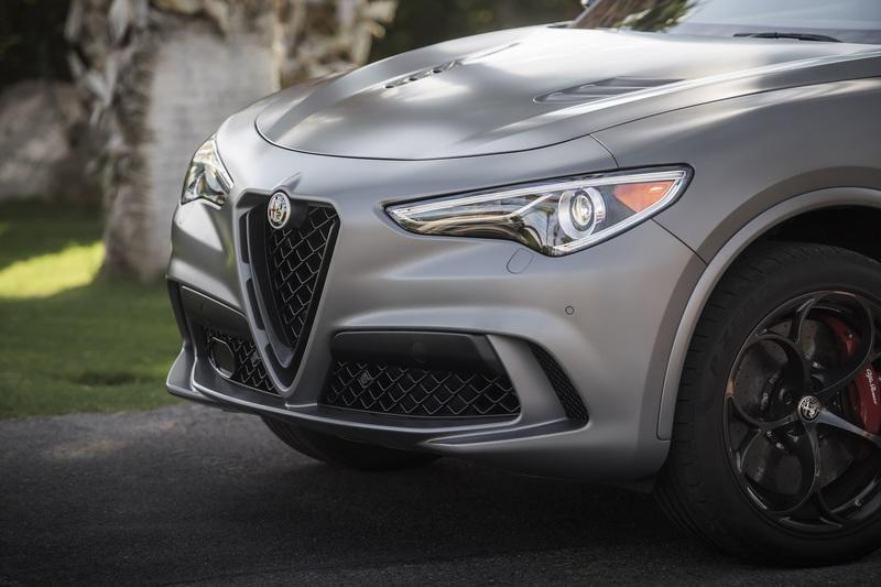Alfa Romeo Drops Special Edition Giulia and Stelvio at The New York Auto Show