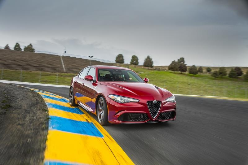 The Alfa Romeo Giulia Quadrifoglio Nring Edition's Link to Racing History