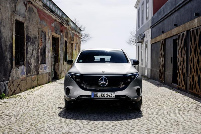 Mercedes' EQ Lineup Just Got a Little More Exclusive Thanks to the 2019 Mercedes EQC Edition 1886