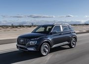 The 2020 Hyundai Venue Raises the Bar for Compact SUVs As It Wows New York - image 836075