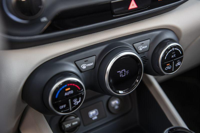 The 2020 Hyundai Venue Raises the Bar for Compact SUVs As It Wows New York - image 836091