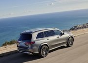 The 2020 Mercedes GLS Arrives With a Twin-Turbo V-8 and Seating for Seven - image 836125