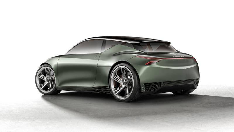 The 2020 Genesis Mint concept Brings Cargo-Only Rear Gullwing Doors to the New York Auto Show - image 835977