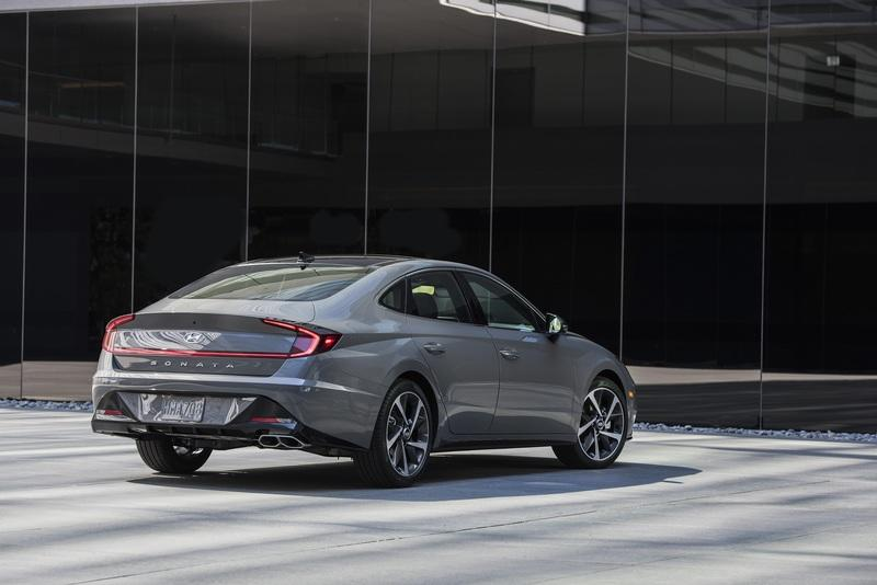 Hyundai Has a Sonata N Line in the Works and It Will Have More than 275 Horsepower