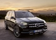 The 2020 Mercedes GLS Arrives With a Twin-Turbo V-8 and Seating for Seven - image 836150