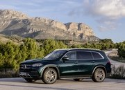 The 2020 Mercedes GLS Arrives With a Twin-Turbo V-8 and Seating for Seven - image 836152