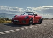 The 2020 Porsche 911 Speedster Has Finally Made its Debut - image 835971