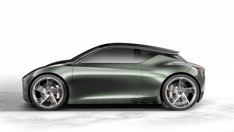 The 2020 Genesis Mint concept Brings Cargo-Only Rear Gullwing Doors to the New York Auto Show - image 835979