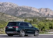 The 2020 Mercedes GLS Arrives With a Twin-Turbo V-8 and Seating for Seven - image 836158