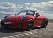 The 2020 Porsche 911 Speedster Has Finally Made its Debut - image 836058