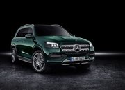 The 2020 Mercedes GLS Arrives With a Twin-Turbo V-8 and Seating for Seven - image 836574