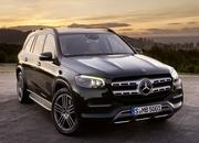 The 2020 Mercedes GLS Arrives With a Twin-Turbo V-8 and Seating for Seven - image 836583