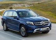 The 2020 Mercedes GLS Arrives With a Twin-Turbo V-8 and Seating for Seven - image 836584