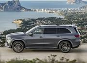 The 2020 Mercedes GLS Arrives With a Twin-Turbo V-8 and Seating for Seven - image 836585