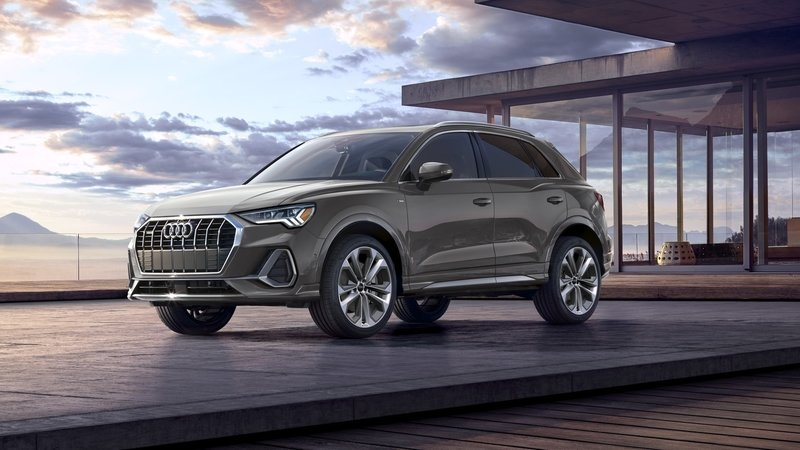 New York The U.S.-Spec 2019 Audi Q3 Shows Up At the New York Auto Show