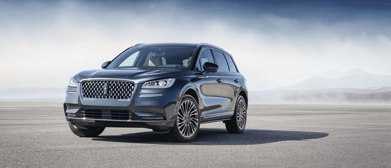 Wallpaper of the Day: 2020 Lincoln Corsair