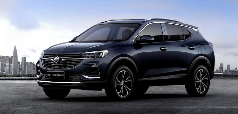 Shanghai Buick Showcases Four New Models, Including the All-New Encore and the VELITE 6