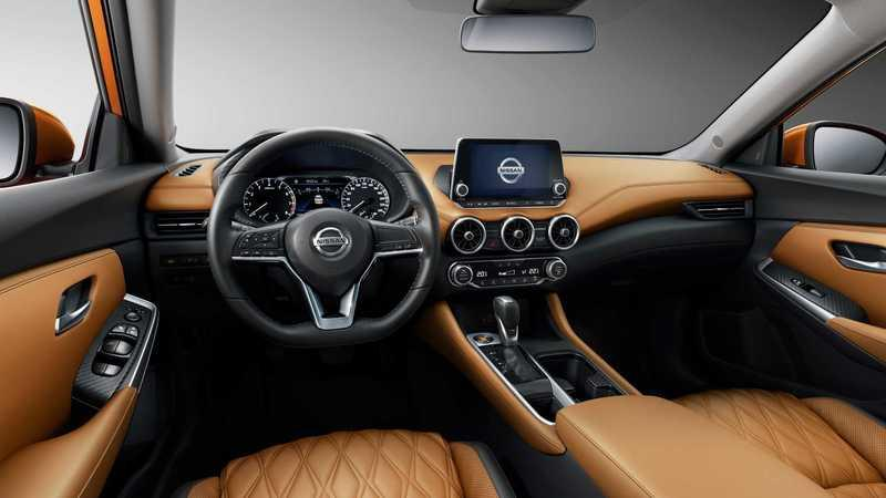 Thanks to the Nissan Sylphy Concept We Have a Nice Preview of the 2020 Nissan Sentra