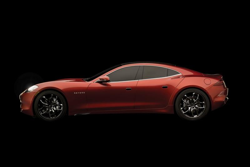The 2020 Karma Revero GT Features 535 Horsepower of BMW-Powered Goodness