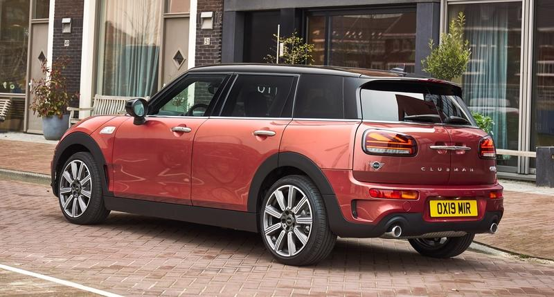 The 2020 Mini Clubman Has a New Look