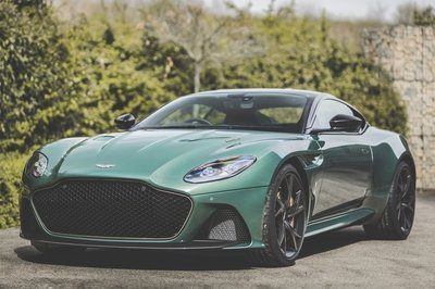 Aston Martin Marks 60 Years Since Only Le Mans Win with Special DBS 59 Edition