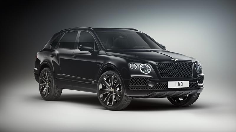 2019 Bentley Bentayga V8 Design Series
